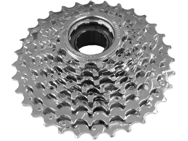 Bike-Parts Freilauf-Schraubzahnkranz für E-Bike 9-fach